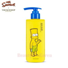 THE FACE SHOP Jeju Aloe Fresh Soothing Gel 300ml [The Simpsons]